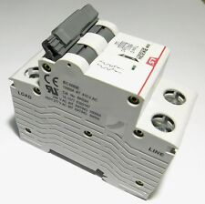 5 Amp Lsis 2 Pole Din Rail Mcb Circuit Breaker Ul1077 6ka 480v 10ka 240v