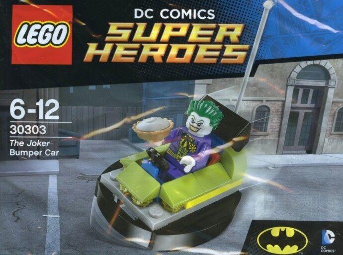 Lego Lego Lego Super Heroes Le Joker pare-chocs Voiture 30303 x 30 transparentes EntièreHommes t neuf sous emballage | Vente En Ligne  cc0360