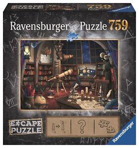 RAVENSBURGER 19956 PUZZLE JUEGO ESCAPE EL OBSERVATORIO 759 PIEZAS Escape Puzzle