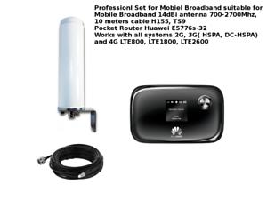 oversikt over mobilt bredbånd