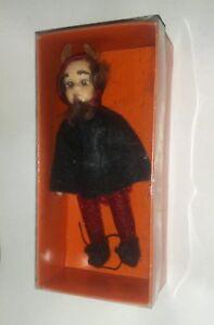Collezione-Pinocchio-Bambola-di-Porcellana-Mangiafuoco