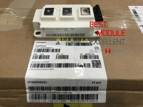 1PCS INFINEON FF300R06KE3 power supply module NEW 100/% Quality Assurance