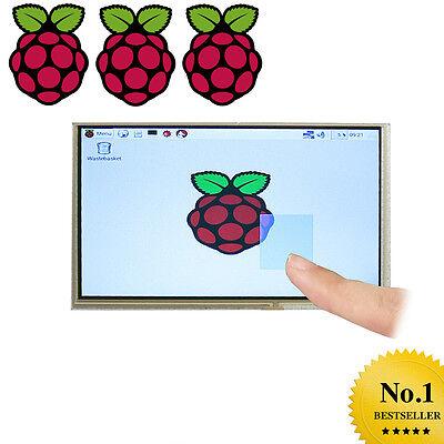 "SainSmart HDMI VGA Digital 9"" LCD Driver Board With Screen for Raspberry Pi 3 UK"