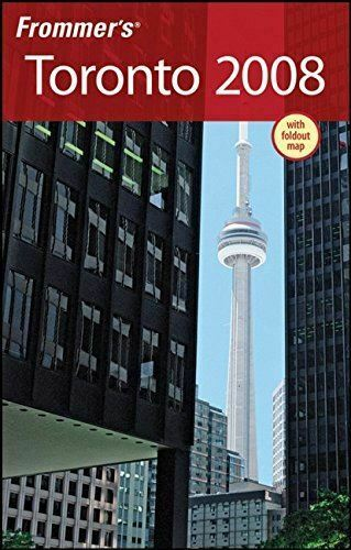 Like New, Frommer's Toronto 2008 (Frommer's Complete Guides), Davidson, Hilary,