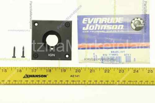 Evinrude 0174653 BEZEL KIT
