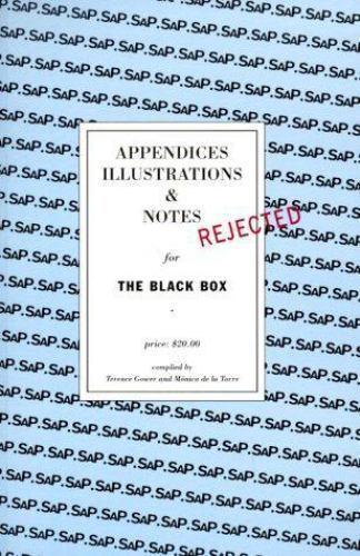 Appendices, Illustrations & Notes, , Terence Gower,Monica De La Torre, Good, 200