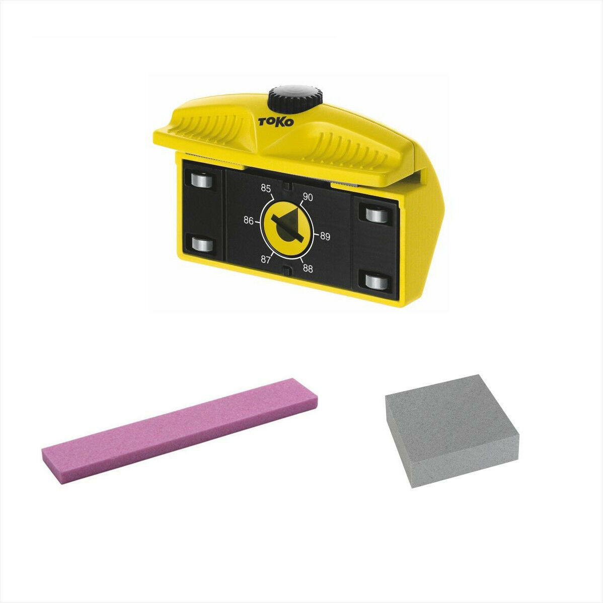 Toko Edge Tuner Sharpener Pro Set 3 PIECES ALPINE - Board