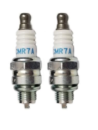2 NGK Spark Plugs B1CMR7A Multi-Packs