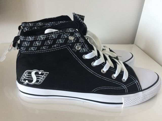 Saskatchewan Roughriders CFL Shoes Sneakers Mens Size 9 New