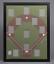Baseball-Display-Board-Trading-Card-Sports-Field-Frame-22x28 thumbnail 2