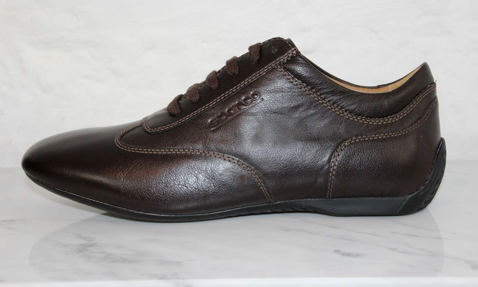 SPARCO Fahrerschuhe, Sneaker Racing Schuhe, OVP IMOLA Gr.40 Leder braun OVP Schuhe, 9fbc52