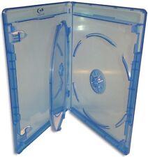 3-Pak VIVA ELITE =Triple= 12.5mm Blu-ray Case w/ Blu-ray & Viva Elite Logo