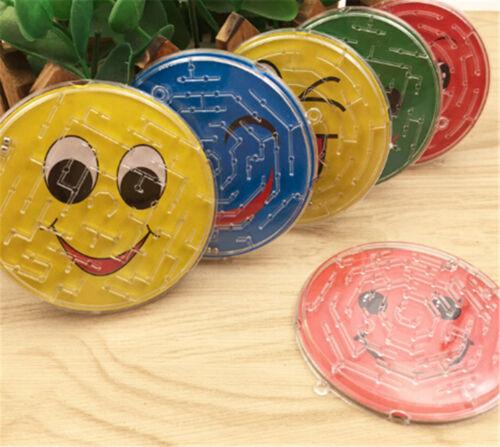 2ST 3D Magic Cube Puzzle Geschwindigkeit Labyrinth Ball Spielzeug Spur-SpielzeH$ Kindercomputer