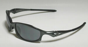 de350c69e9 Image is loading NEW-Oakley-Hatchet-Wire-O-Luminum-Sunglasses-Pewter-