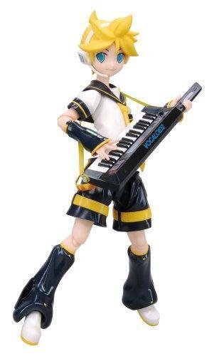 Kb04c Good Smile Vocaloid: Kagamine Len Figma Action Figure
