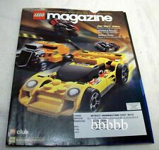 Lego magazine Official PLAY book  of the Club (MAR-APRIL 2006)