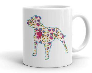 Staffordshire-Bull-Terrier-Mug-Staffy-Dog-Cool-Hearts-Birthday-Mothers-Day-Gift