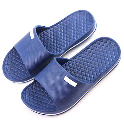 1 Pair Men Slipper Sport Slide Sandals Flip Flop Shower Shoes Slippers House Gym