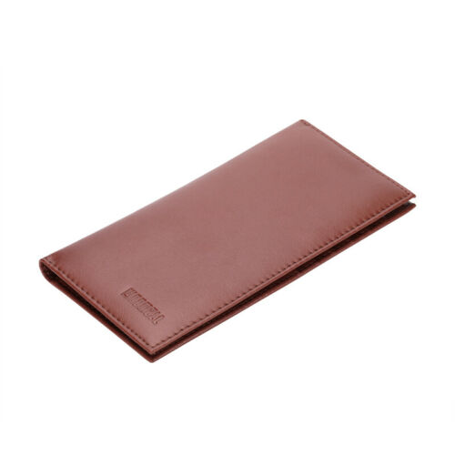 YOOMALL Women Genuine Leather RFID Blocking Mini Card Holder Zipper Wallet