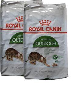 2x10kg Royal Canin Outdoor *** Top Preis ***