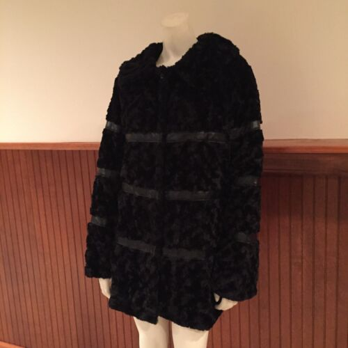 Johnson Small Taille Black Betsey Coat nq7wOYXqd