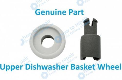 Faure Rex Zanker Zoppas Genuine Dishwasher Upper Basket Wheel 4055039723