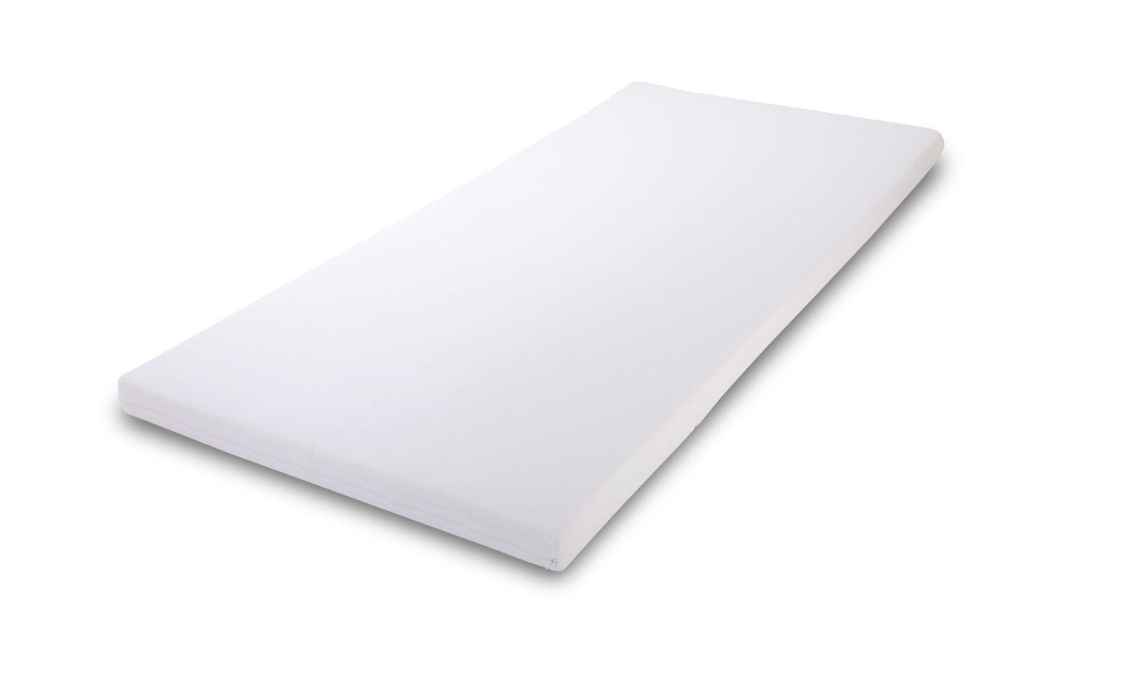 Cold foam mattress prougeection layer top hat schaumauflage for height