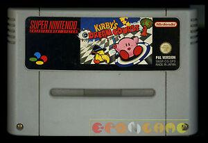 KIRBY-039-S-DREAM-COURSE-Super-Nintendo-Snes-Versione-PAL-Europea-SOLO-CARTUCCIA