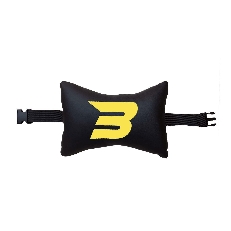 BraZen Phantom Elite PC Gaming Chair - Replacement Neck Cushion - Yellow