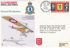 GB 1973 RAF Guernseys Own 201 Squadron Commemorative Cover