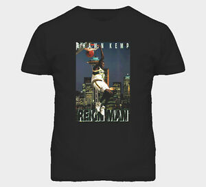 Retro seattle basketball shawn kemp reign man t shirt ebay for Seattle t shirt printing