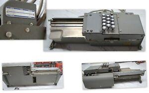 Rare Museum Item IBM Model 10 Manual 80 Column Punch Card Machine