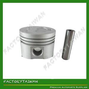 4 Set 85mm STD Piston Ring fit For Kubota V1902 D1402