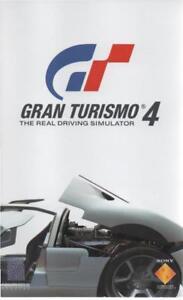 PS2 Spielanleitung Handbuch Gran Turismo 4 - Fürth, Deutschland - PS2 Spielanleitung Handbuch Gran Turismo 4 - Fürth, Deutschland