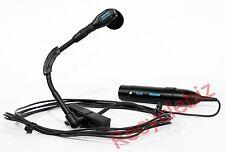Shure Beta 98 H/C Clip-on Condenser Instrument Microphone Beta98HC B98