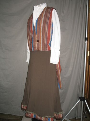 Victorian Dress Edwardian Costume Civil War Style… - image 1