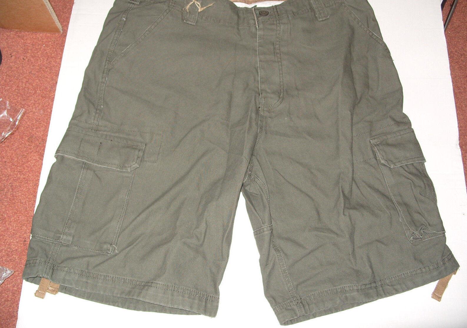 Mens Shorts XXL GREY -258