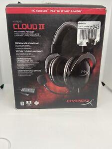 HyperX - Cloud 2 Wired Gaming Headset - Black