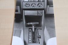 SV0768) VW Passat 4-Gang-Automatik Pressefoto 08/1989