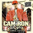 Killa Season [PA] [Limited] by Cam'ron (CD, May-2006, Asylum)