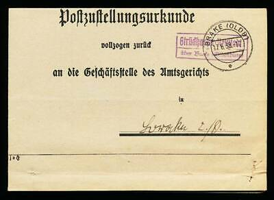 ü Dr Landpostbög Strückh.n Brake Oldenburg Moderater Preis 551330