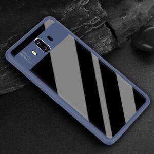 Original-ROCK-Bumper-Case-fuer-Huawei-Mate-10-Pro-Tasche-Huelle-Etui-Blau-Cover