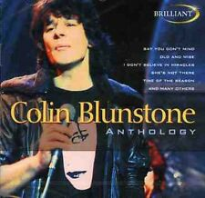 Colin Blunstone - Anthology [New CD]