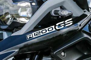 2-Adesivi-Fianco-Serbatoio-Moto-BMW-R-1200-gs-LC-becco-monocolore-a-scelta