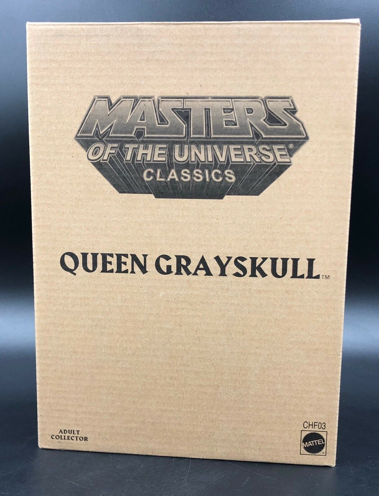 He-Man Masters of the Universe Classics QUEEN grauSKULL MOSC She-Ra Sorceress