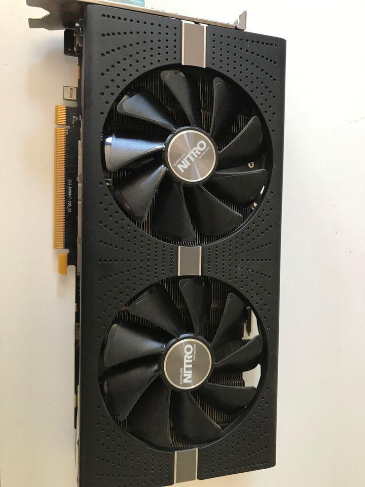 Radeon Sopphire, 4 GB RAM, God