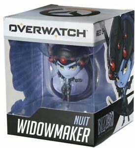 Overwatch-Mignon-mais-Mortel-Nuit-Widowmaker-Vinyle-Figurine