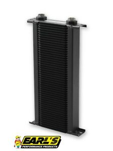 EARLS-ULTRAPRO-NARROW-OIL-COOLER-P-N-250ERL-50-ROW-COOLER-ONLY-FREE-SHIP