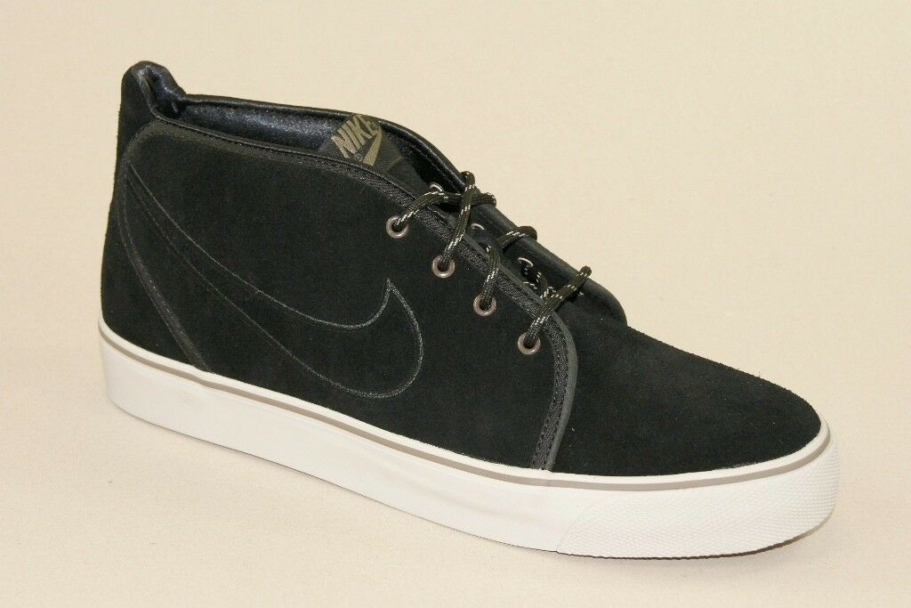 Comfortable and good-looking Nike High Top Sneakers Toki DN Men's Shoes Lace-up 385444-007