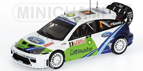 1 43 FORD FOCUS WRC BP ULTIMATE Rallye Monte Carlo 2005 Kresta Tomanek